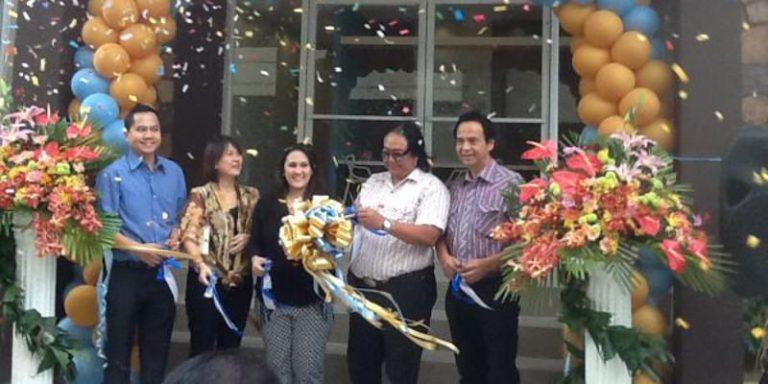 Arterra Bay Front Residences Showroom Inauguration