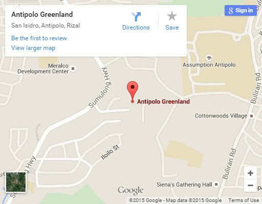 Greenland Antipolo Sta Lucia Land Inc